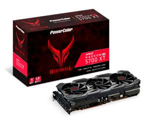 PowerColor Radeon RX 5700 XT Red Devil - 8GB GDDR6 - Grafikkarte