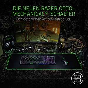 razer huntsman (opto mechanical switches)