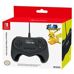Hori Pokemon Tekken Tournament DX Pro Controller für Nintendo Switch