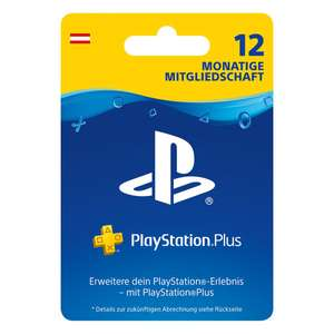 Sony PlayStation Plus 365 Tage Abo AT + Milka Nussini Haselnuss 2x5er Packung