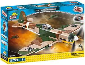 Cobi Historical Collection WW2 Fiat G.55 Centauro