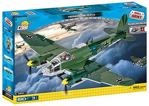 Cobi Historical Collection WW2 Heinkel He 111 P-4 (5534)