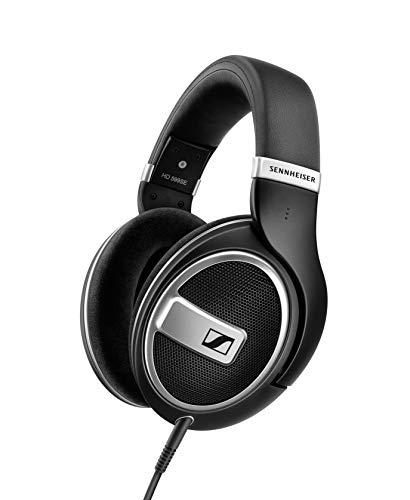 Sennheiser HD 599 Special Edition, Kopfhörer mit offenem Rücken, Schwarz
