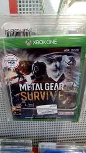 [MediaMarktPasching] Metal Gear Survive für Xbox One
