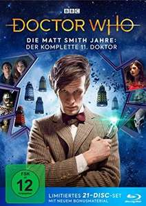 Dr Who - Die Matt Smith Jahre Blu-ray