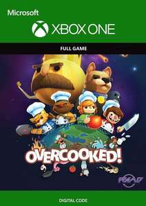 Overcooked (Xbox One Download Code)