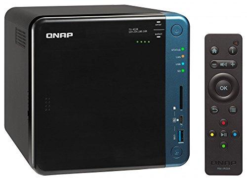 NAS Storage Tower 4BAY 4GB/TS-453B-4G von QNAP