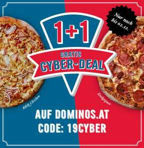 Domino's Pizza 1 + 1 Gratis
