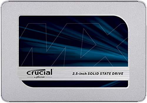 Crucial MX500 500GB SSD, SATA (CT500MX500SSD1)