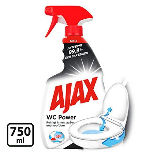10x Ajax WC Power und 6x Allzweckreiniger mit Marktguru-CB zum Megapreis über Amazon!