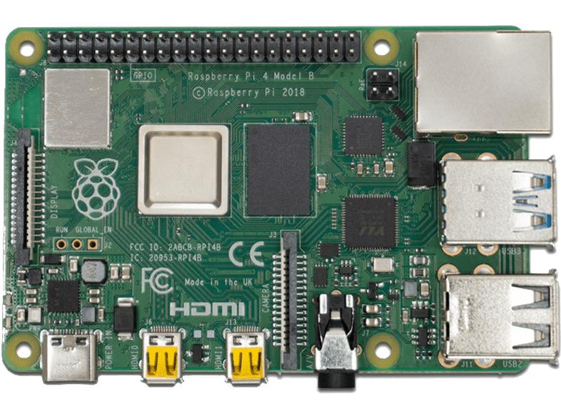 Raspberry PI 4 Modell B 2 GB RAM