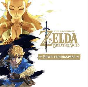 Erweiterungspass für Legend of Zelda- Breath of the Wild