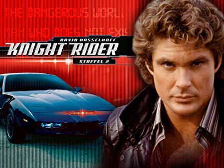 [AmazonVideo] Knight Rider Staffel 2 zum Kaufen
