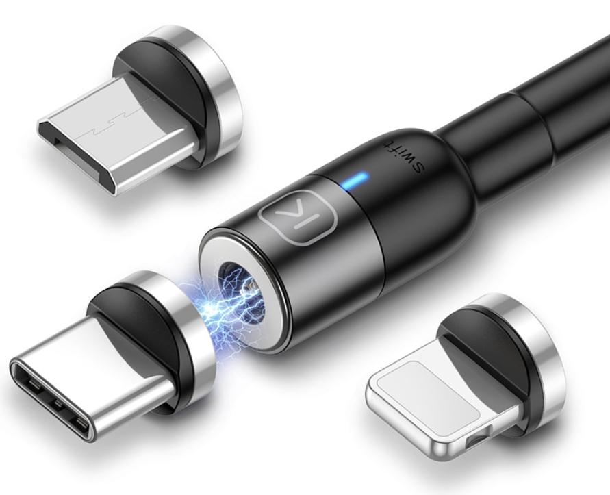 Magnetische Micro USB Typ C Kabel