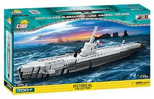 Cobi Historical Collection WW2 - Gato Class Submarine USS Wahoo SS-238 (4806)