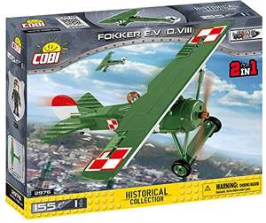 Cobi Historical Collection Great War - Fokker E.V (D.VIII) (2976)