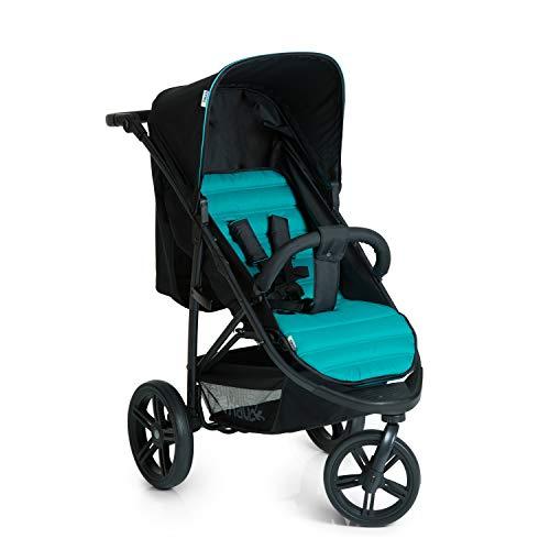 """Hauck """"Rapid 3"""" Dreirad Buggy / Kinderwagen (mit Liegefunktion und zusammenklappbar) bis 25kg"""