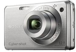 Sony DSC-W220 für 89€ mit Gutscheincode