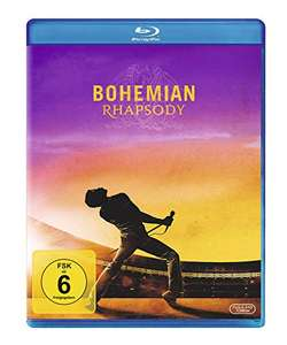 Bohemian Rhapsody (Bluray)