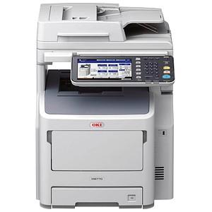 Preisfehler - OKI MB770dfnfax Laser-Multifunktionsdrucker
