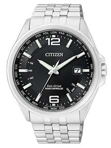Citizen Herren CB0010-88E Eco-Drive Global Funkuhr