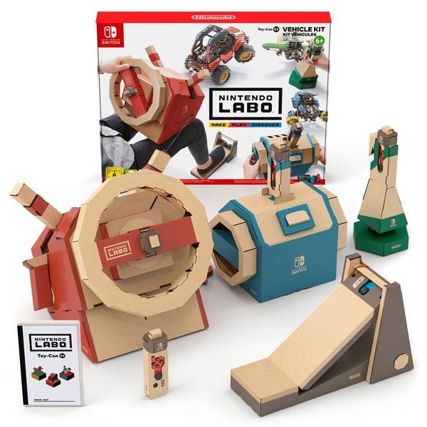 Nintendo Labo Vehicle-Set (Switch)