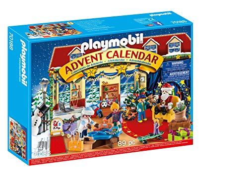 Playmobil Adventskalender: Weihnachten im Spielwarengeschäft