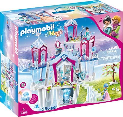 Playmobil - Funkelnder Kristallpalast mit Leuchtkristall