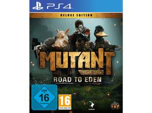Mutant Year Zero: Road to Eden - Deluxe Edition (PS4, Xbox One)