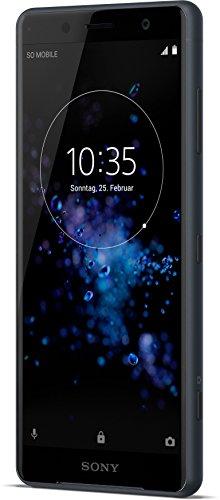Sony Xperia XZ2 Compact + Schutzhülle