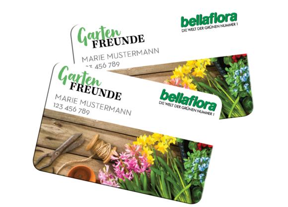 5€ bellaflora Gutschein gratis