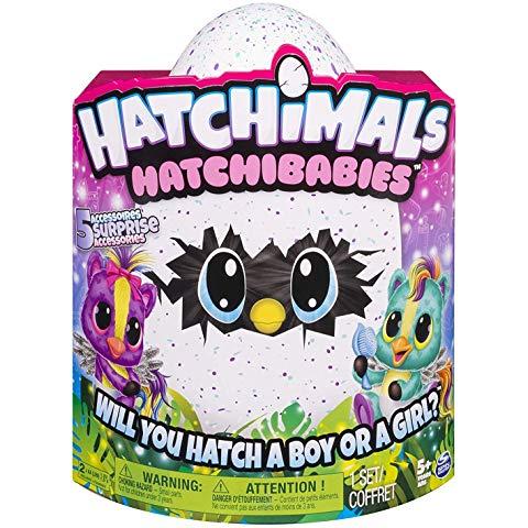 Hatchimals - MYSTERY, Ei mit interaktiver Spielfigur