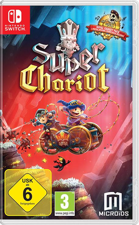 [Nintendo Switch] Super Chariot im E-Shop für 99 Cent