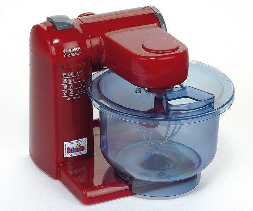 Amazon - Theo Klein - Bosch 9556 - Küchenmaschine, rot/grau, Spielzeug 10,99 Euro