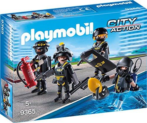 Playmobil City Action - SEK-Team (9365)