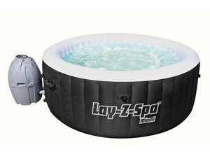 Bestway Whirlpool Lay-Z-Spa Miami (180 x 66 cm, beheizbar)