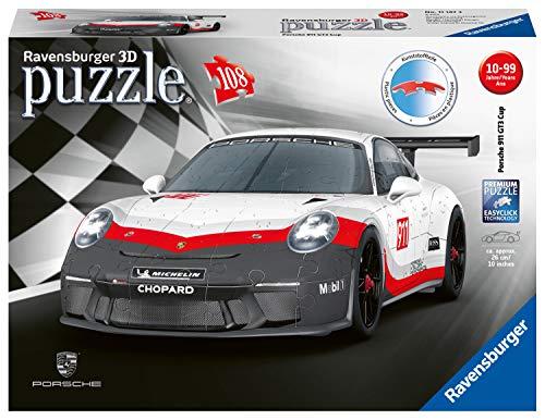 Ravensburger Porsche 911 GT3 Cup 3D Puzzle