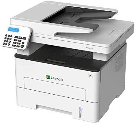 Lexmark MB2236ADW 4-in-1 Monolaser-Multifunktionsgerät (Drucker, Kopierer, Scanner, Fax, WLAN, LAN, autom. beidseitiger Druck)