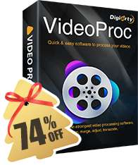 VideoProc Adventskalender: Geschenk, Rabatt, Cashback-Aktion und AirPods Pro Gewinnspiele