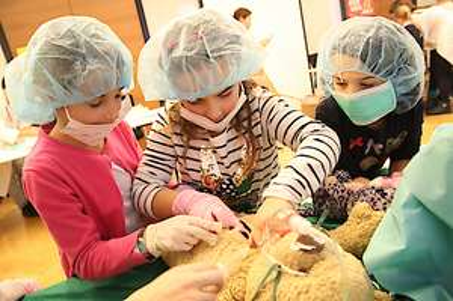 (Tipp) GRATIS Teddybär-Krankenhaus 2019 - für Kinder und Kuscheltiere