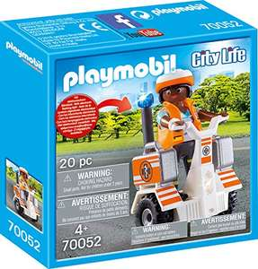 [Amazon-Plus] Playmobil City Life - Rettungs-Balance-Roller (70052)