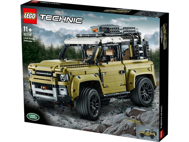 LEGO Technic - Land Rover Defender (42110) - INKL. Versand