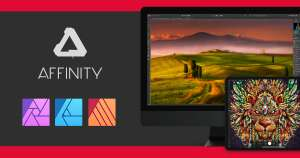 Affinity Photo / Designer / Publisher für PC/Mac/iPad –30%
