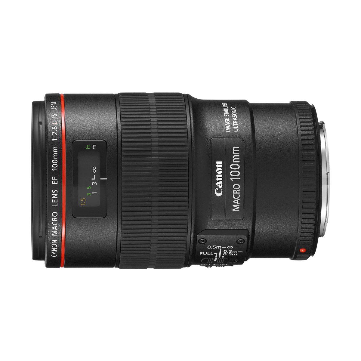 Canon 100/F2.8 IS USM EF-L Macro Objektiv (Preis mit Sofortrabatt)