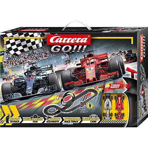 Carrera GO!!! Set - Speed Grip (62482)