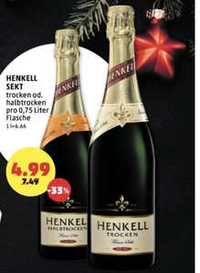Henkell Sekt ## Penny Markt ##
