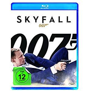 James Bond: 3 für 2 Aktion @Amazon mit Blu-Rays