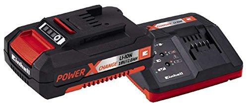 Original Einhell Starter Kit Akku und Ladegerät Power X-Change