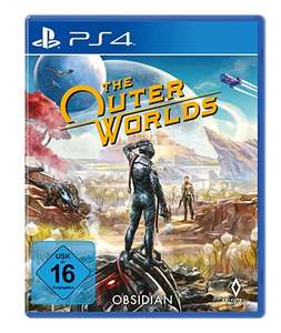 The Outer Worlds PS4 und Xbox One