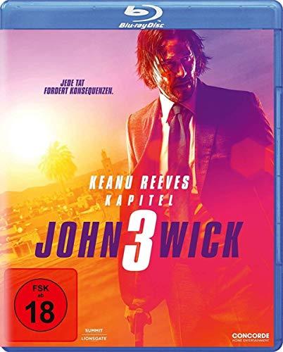 John Wick: Kapitel 3 (BD)